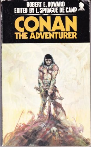 Conan The Adventurer 0722147074 Book Cover