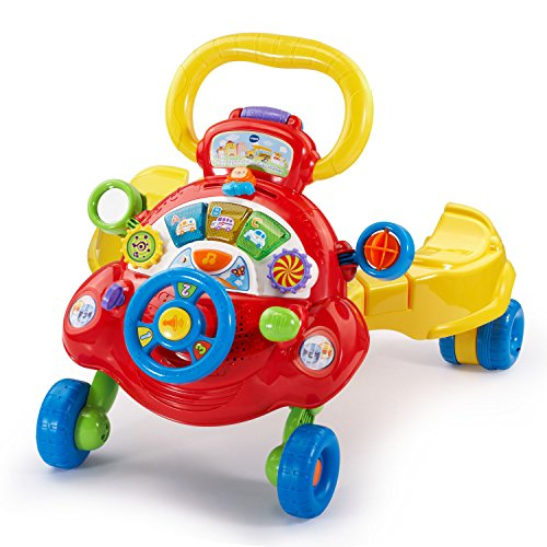 VTech Sit, Stand and Ride Baby Walker...