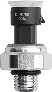 CENTAURUS 12570798 Oil Pressure Sensor Switch Replacement for Buick Allure Lucerne LaCrosse Chevrolet Impala Camaro Cadillac STS CTS SRX Pontiac G6 G8 Saab 9-3 9-5 Saturn Vue Aura Relay and more