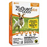 ZoGuard Plus Flea and Tick Prevention for Dogs