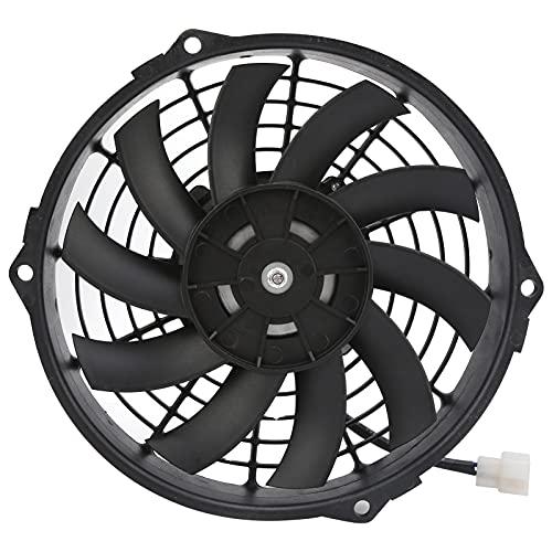 01 Ventilador de enfriamiento, radiador de vaivén Reversible Delgado de 9 Pulgadas para el automóvil para el automóvil