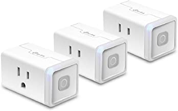 Kasa Smart Plug by TP-Link, Smart Home WiFi Outlet Works with Alexa, Echo, Google Home & IFTTT, No Hub Required, Remote Co...