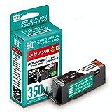 エコリカ キヤノン BCI-350XLPGBK 対応 リサイクルインクカートリッジ ブラック ESP-C350XLB