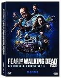 Pack Fear The Walking Dead Temporada 1 - 4 [DVD]