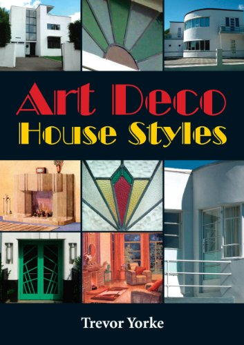 Amazon Com Art Deco House Styles Britain S Living History Ebook Yorke Trevor Kindle Store