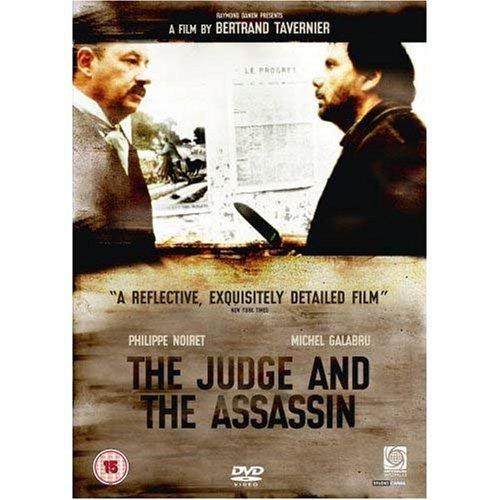 Der Richter und der Mörder / The Judge and the Assassin ( Le Juge et l'assassin ) [ UK Import ]