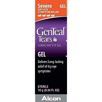 GenTeal Lubricant Eye Gel, Severe, 0.34 Fl Oz