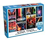 Cobble Hill 1000 Piece Puzzle - Star Trek: Films (with Poster Included)