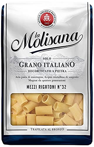 La Molisana Mezzi Rigatoni No. 32, 500g