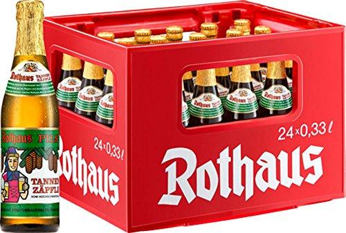24 x Rothaus Tannenzäpfle 0,33 L de 5,1% de alcohol