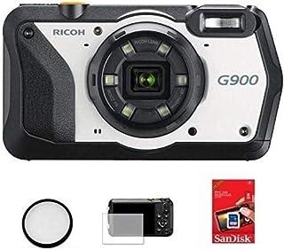 リコー RICOH G900 現場仕様 デジタルカメラ (SDHCメモリーカード8G・液晶保護フィルム・レンズ保護フィルタ付き)