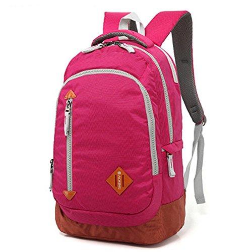 rugzakken, Student Backpack, heren schoudertas, vrije tijd computer tas reistas