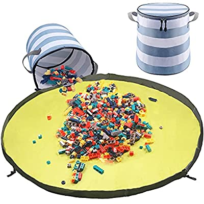 Amazon Promo Code Toy Storage Basket and Play Mat Toys Quick 09072021112333