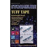 Storm Sure TUFF Tape–Transparente y autoadhesivo para reparación de Trabajos En Muchos materiales