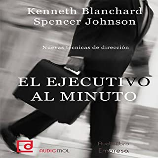 El ejecutivo al minuto [The One Minute Manager] cover art