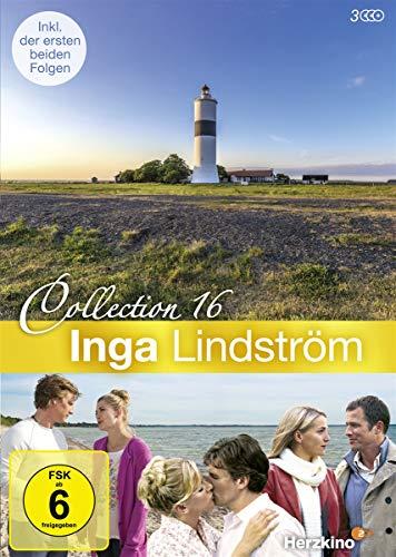 Inga Lindström Collection 16 [3 DVDs]