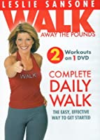Leslie Sansone Walk Away the Pounds Complete Daily Walk