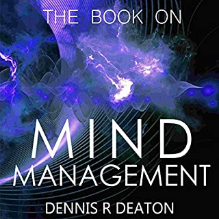 The Book on Mind Management audiobook cover art