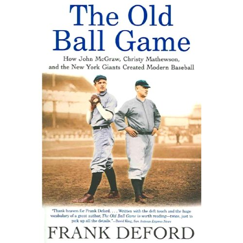 The Old Ball Game cover art