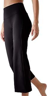 Bootcut High Waist Yoga Sport Pants for Women Girls