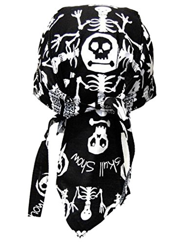 armardi b Bandana casquette Squelette