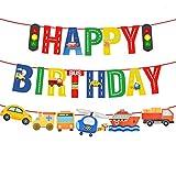 Striscione Buon CompleannoFestoni Compleanno Bambina Addobbi Compleanno 1 Anno Festone Buon CompleannoBanner Di Compleanno -HAPPY BIRTHDAY- Scritta Buon Compleanno, Decorazioni CompleannoRagazzo