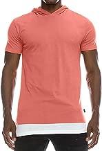 CICIYONER Herren Herrenmode T-Shirt Rundhals Basic Shirt Kausal Kurzarm T-Shirts Tees Tops Sommer Oberteile Schick Sportshirt Bluse Oversize Kurzarmshirt Männer Slim Fit Hemd