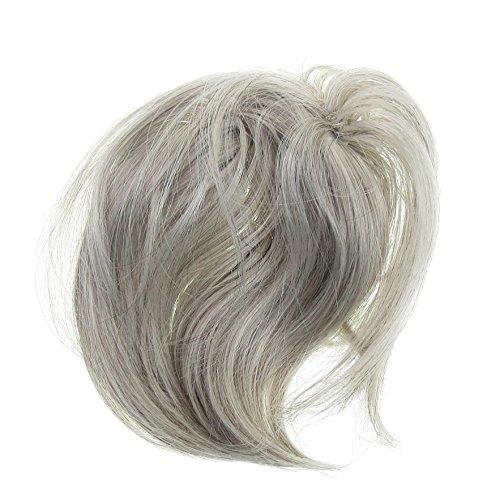 391 VANESSA GREY Toutes les couleurs disponibles, Chouchou Extension De Cheveux Pour Chignon Pétard\
