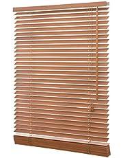 Ventanara - Persiana de madera (35 mm), roble, 180 x 160 cm