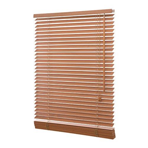 Ventanara Persiana de madera (35 mm, 130 x 250 cm, haya)