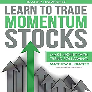 Learn to Trade Momentum Stocks cover art