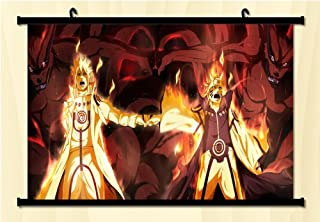 Unknown 1 X Naruto Fabric Wall Poster inches 24 inch x 16 inch w/Scroll A