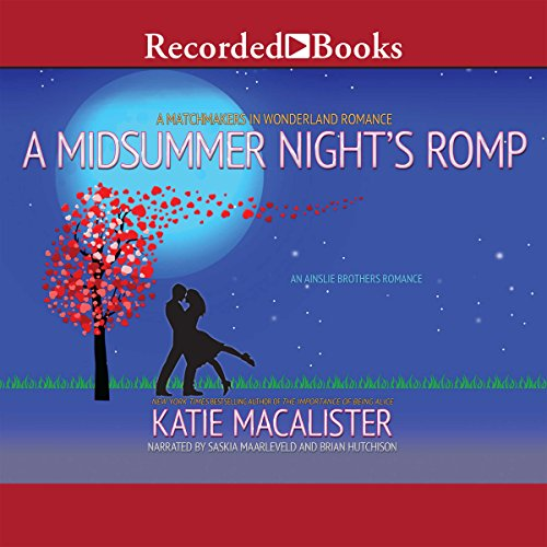 A Midsummer Night's Romp  cover art