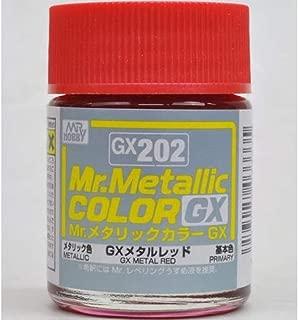 Mr. Color GX202 Metal Red (Metallic) 18ml