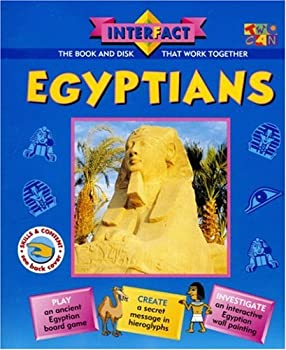 Egyptians (Interfact) 0716672049 Book Cover