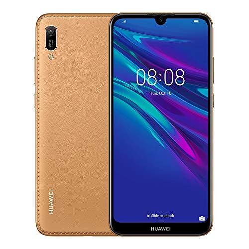 Huawei Y6 (2019) - Smartphone 32GB, 2GB RAM, Dual Sim, Amber Brown