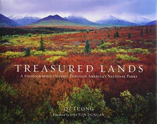 Treasured Lands: A Photographic Odyssey Through America