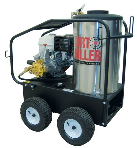 Dirt Killer H3612 Hot Water Gas Industrial Pressure Washer...