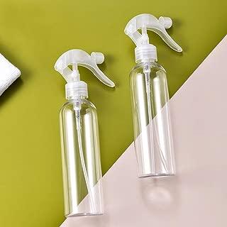 ZHOUBA Flacon de nettoyage en verre vide pour huile essentielle 250 x 500 ml