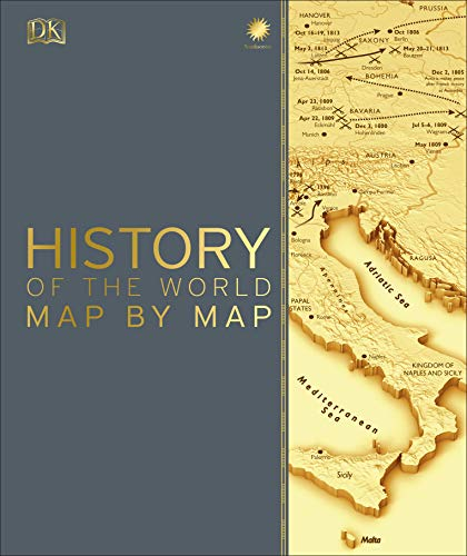 Compare Textbook Prices for History of the World Map by Map Illustrated Edition ISBN 9781465475855 by DK,Smithsonian Institution