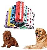 8 Rollos de Bolsas de Basura para Mascotas se Pueden degradar Bolsas...