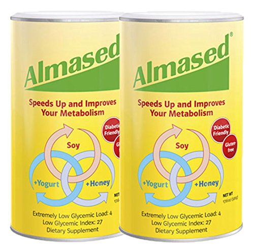 2. Almased Multi Protein Drink