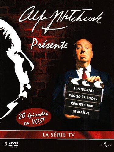 Alfred Hitchcock présente : La série TV - 20 épisodes en VOST - L\'intégrale des 20 épisodes réalisés par le maître- 12 épisodes en VF + 8 épisodes en VOST uniquement - + de 9 heures de suspens