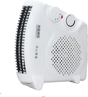 Heaters Mini radiador Ventilador Calefactor hogar calefacción y Doble calefacción deshumidificador Blanco 500W-2000W