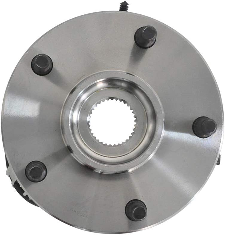 OBQ 1pc Front Left Popular products Wheel Max 66% OFF with Hub 1997-1999 Compatible Assembly