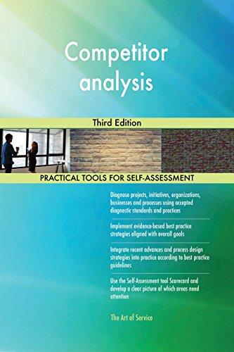 Competitor analysis Third Edition (English Edition)