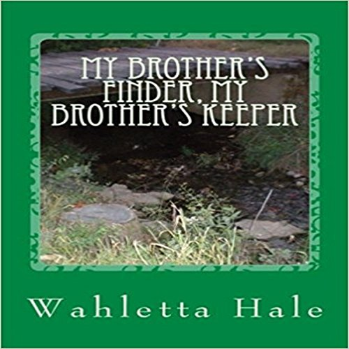 My Brother's Finder, My Brother's Keeper audiobook cover art