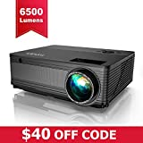 Best Tv Projectors - YABER Native 1080P Projector 6500 Lux Upgrad Full Review