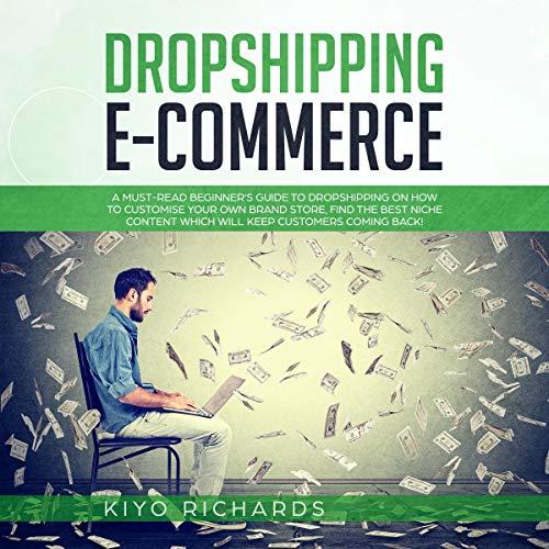 Dropshipping E-Commerce audiobook cover art