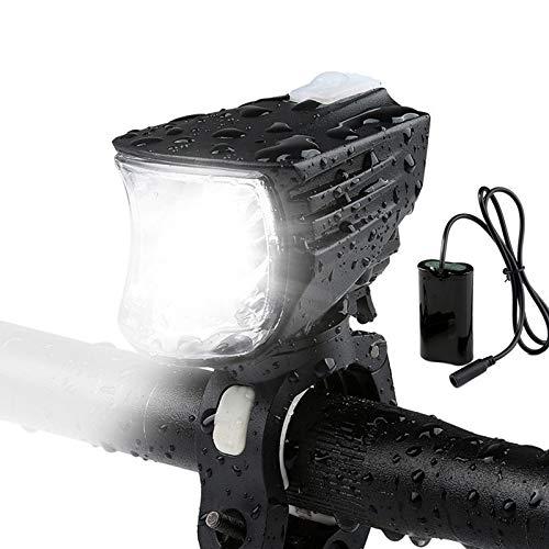 CPZ Fahrradlichter, L2 Night Ride Fahrradlichter, 1000 Lumen Taschenlampe, Scheinwerfer mit starkem Licht, wasserdichtes wiederaufladbares Mountainbike-Zubehör